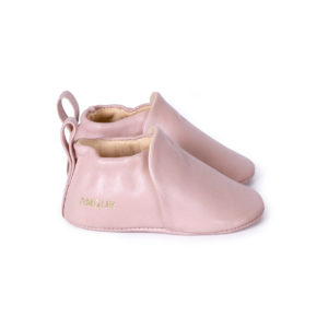 CHAUSSONS ROSE CRAIE