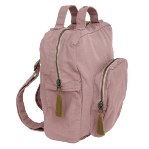 backpack dusty pink
