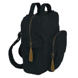 backpack dark grey