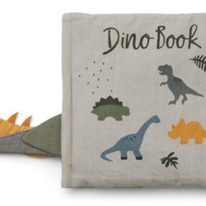 DENNIS DINO BOOK DINO DOVE BLUE MIX