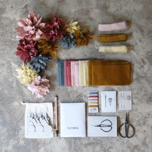 Flowers-making Kit Autumn