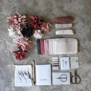 Flowers-making Kit Wild Rose