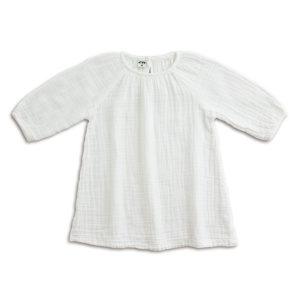 nina dress white