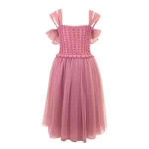 scarlett dress rose