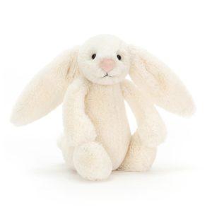 bashful bunny cream small