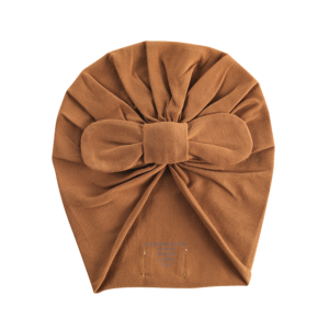 knot beanie nut