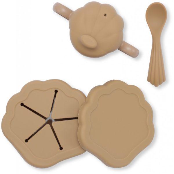silicone clam set