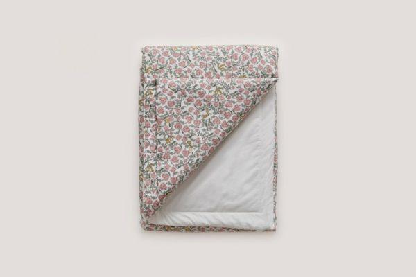 couverture floral wine garbo