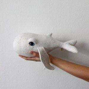 mini baleine albinos bigstuffed