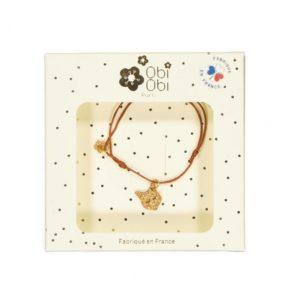 bracelet renard obi obi